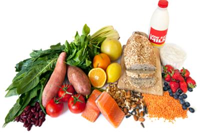 photo illustrant la nutrition d'un sportif pratiquant le VTT rando